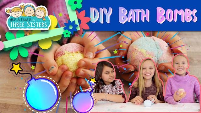 How to Make DIY Bath Bombs     Easy R...