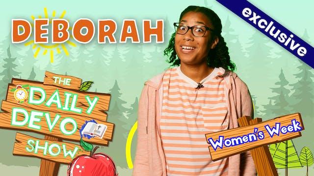 #113 - Deborah