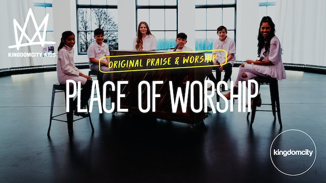 PLACE OF WORSHIP (LIVE FROM GLOBAL GATHERING)