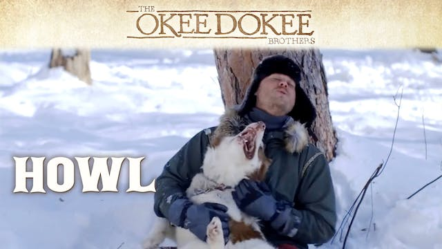 Howl - The Okee Dokee Brothers