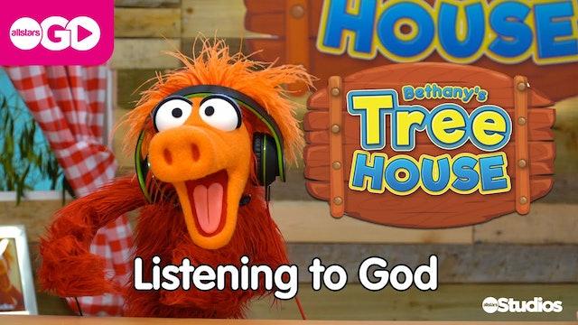 Bethany's Tree House | Episode 2 | Listening To God