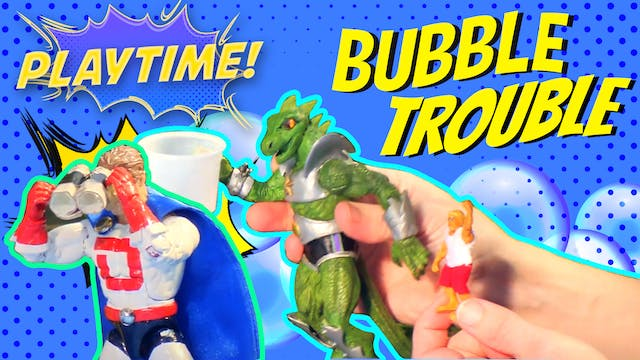 #4 - Bubble Trouble