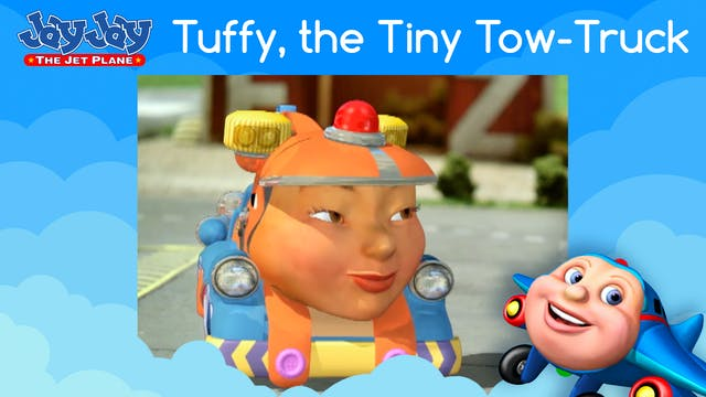 Tuffy, the Tiny Tow-Truck