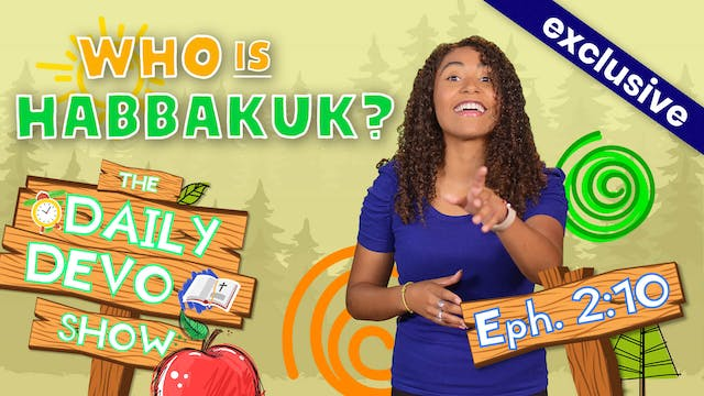 #42 Who is That?! - Who is Habakkuk?!