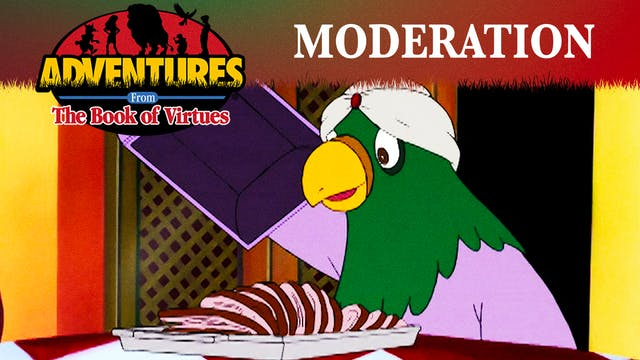 Moderation - The Cat and the Parrot