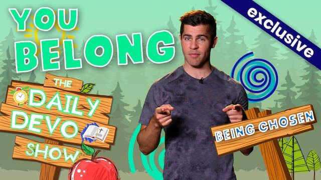 #156 - You Belong