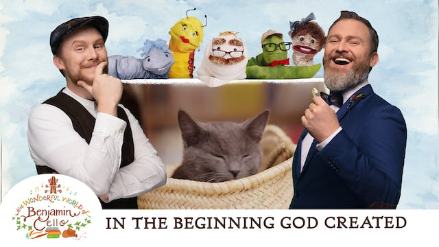 Episode 6 | In The Beginning God Created