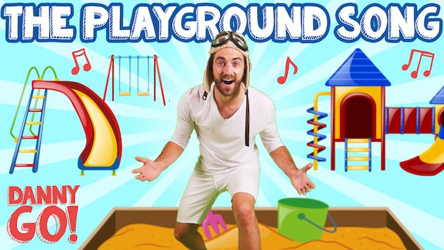 You Can Be Anything (The Playground S...
