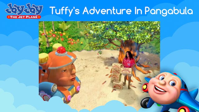 Tuffy's Adventure In Pangabula