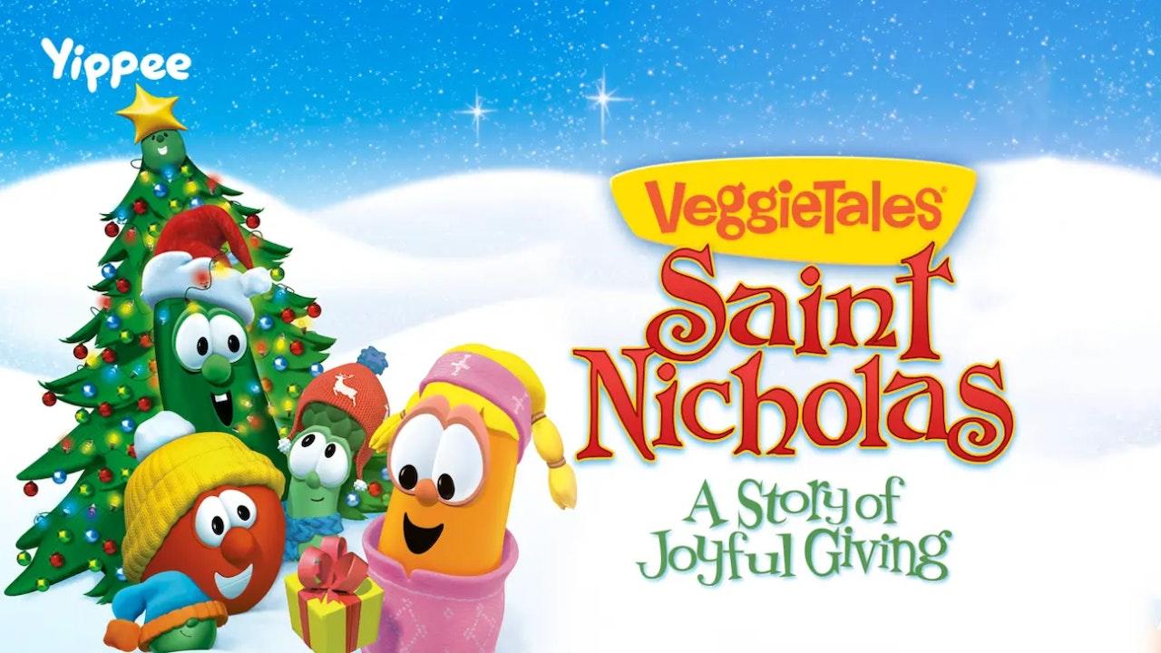 Saint Nicholas - A Story of Joyful Giving!