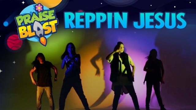 Reppin Jesus