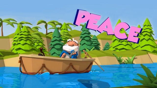 Peace Like a River (Arky Arky MIX)