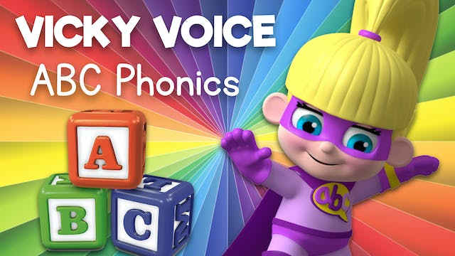 Learn the Phonic Alphabet with Vicky ...
