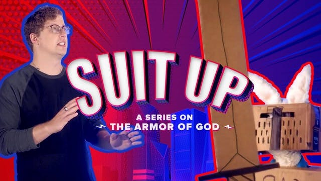 Suit Up Part 1: Introduction