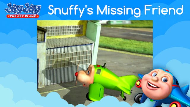 Snuffy's Missing Friend