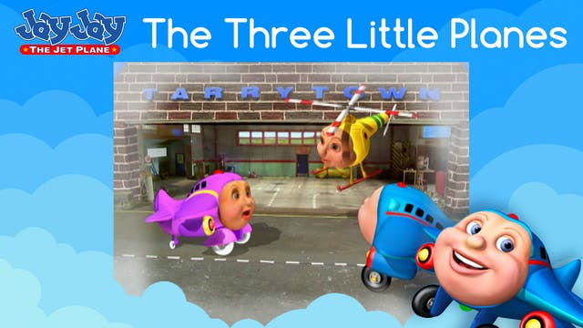The Three Little Planes
