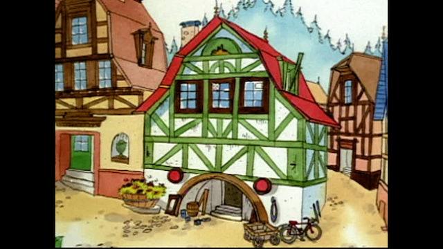 Busytown Regatta / Schtoompah, The Funny Austrian / Busytown Soap Box Derby