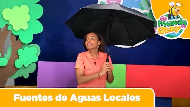 18 - Fuentes de Aguas Locales (Local Water Sources)