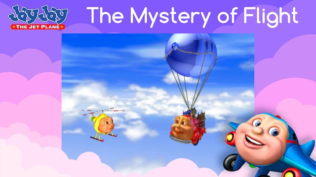 The Mystery Of Flight