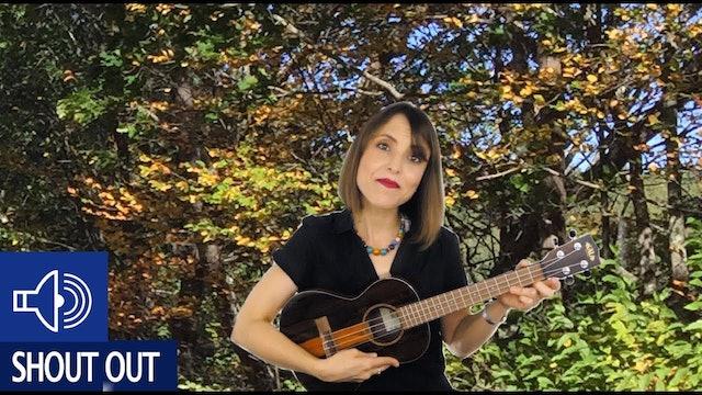 Thanksgiving Song to say THANK YOU!! by Alina Celeste GRACIAS!