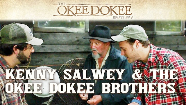 Kenny Salwey and The Okee Dokee Brothers