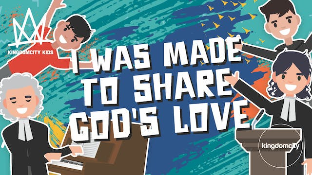 Episode 2: I Was Made to Share God's ...