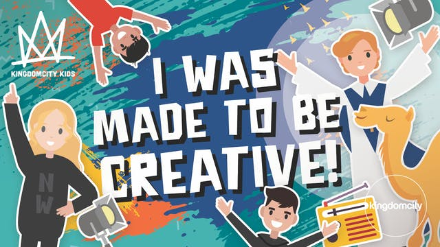 Episode 5: I Was Made to Be Creative ...