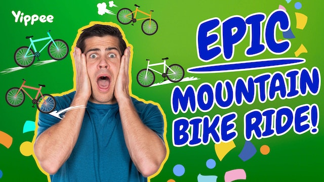Epic Mountain Bike Ride
