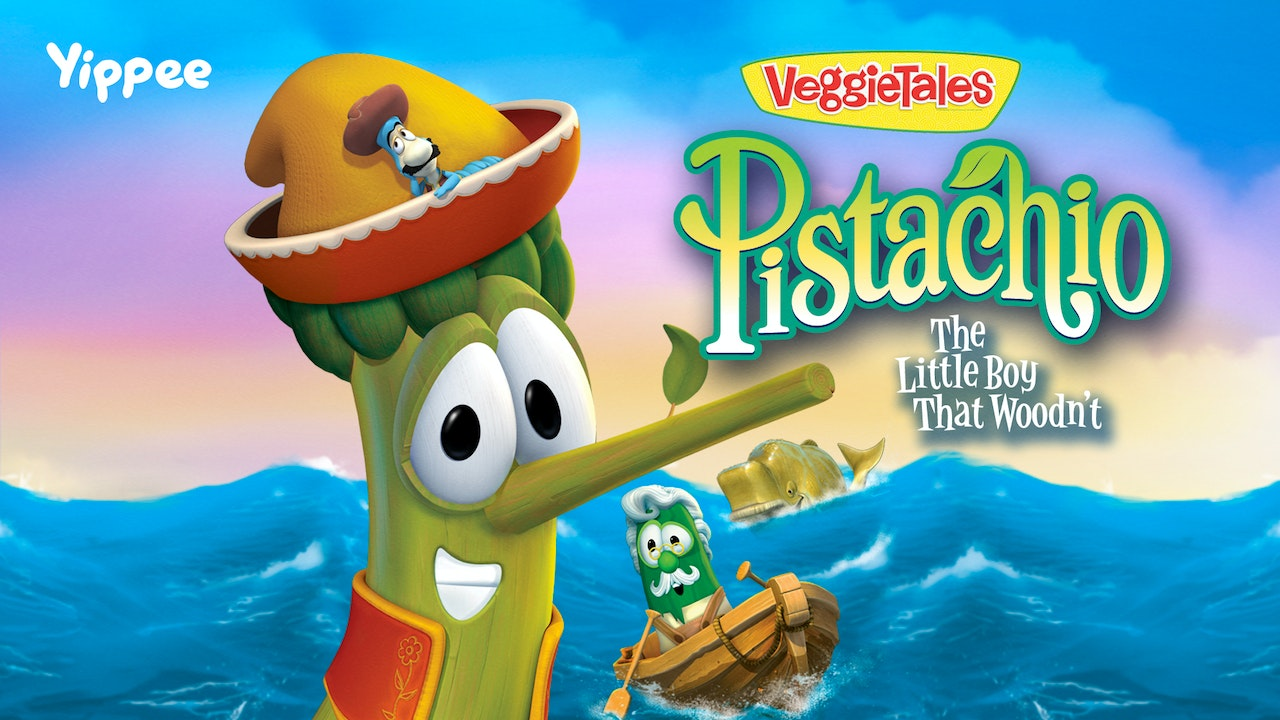 Pistachio - The Little Boy that Woodn't