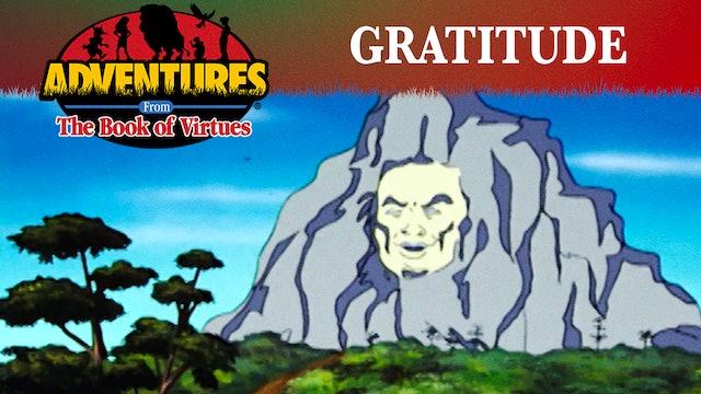 Gratitude - The Discontented Stonecutter / Cornelia's Jewels