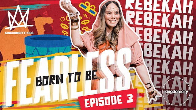 Born To Be Fearless | Episode 3 | Reb...