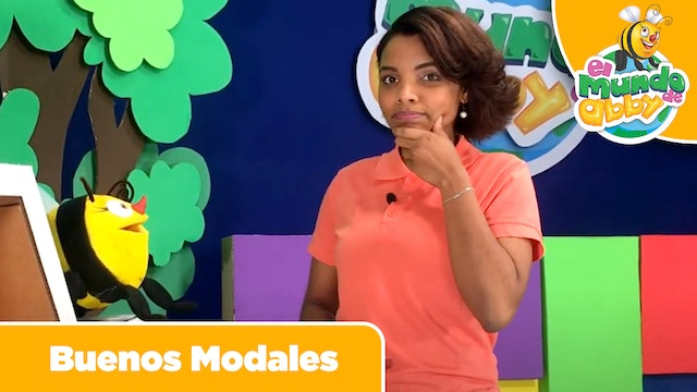 10 - Buenos Modales (Good Manners)