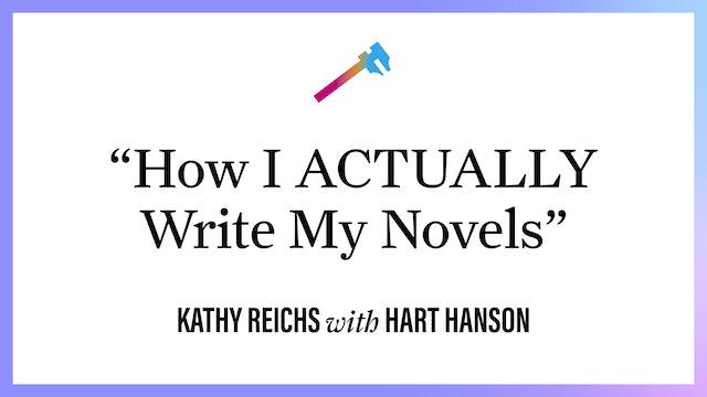 """How I ACTUALLY Write My Novels"""