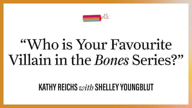 """Spoiler: """"Who is Your Favourite Villain in the Bones Series?"""""""