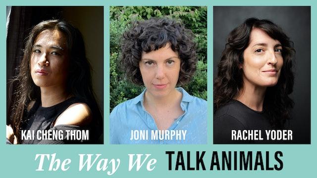 The Way We Talk Animals