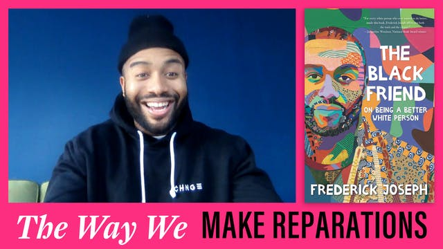 Interview: Frederick Joseph