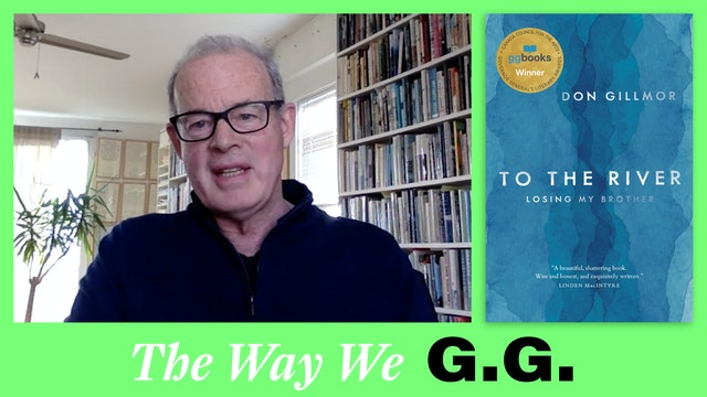 Interview: Don Gillmor