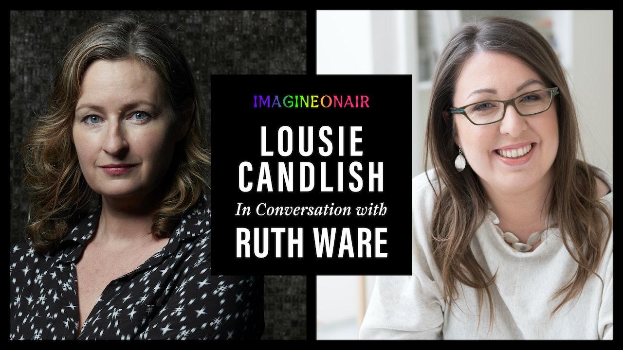 Murderous Fun with Louise Candlish & Ruth Ware