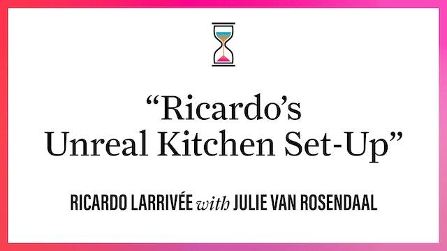 """Ricardo's Unreal Kitchen Set-Up"""