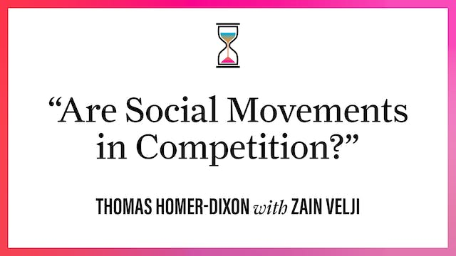 """""""Are Social Movements in Competition?"""""""