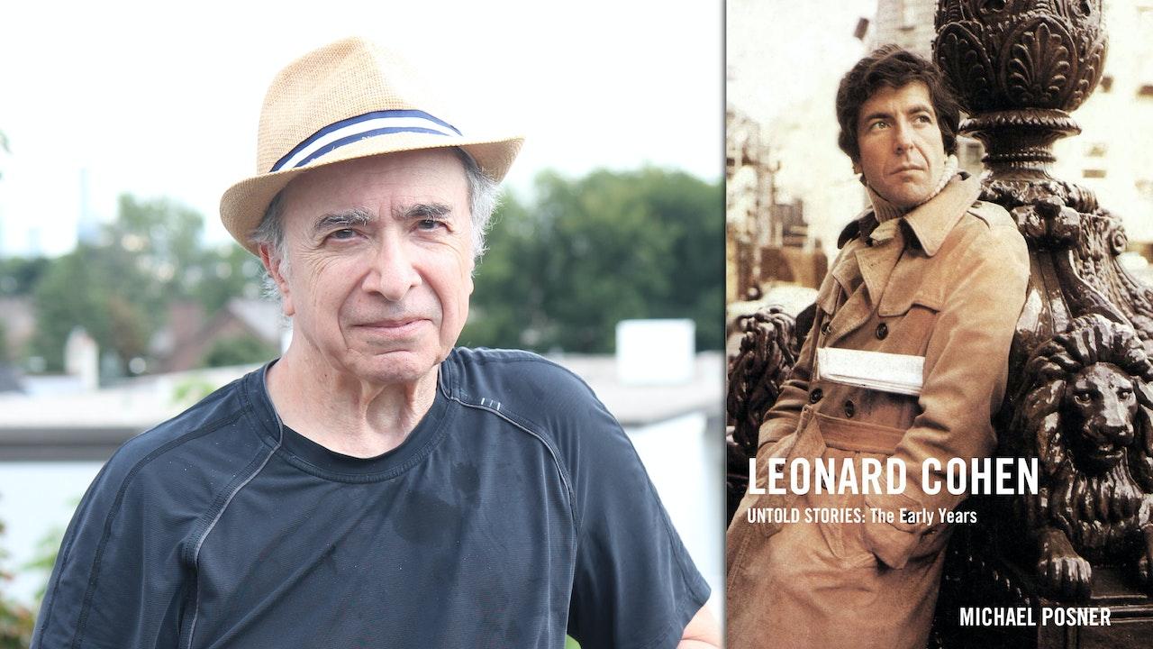 This is Leonard Cohen