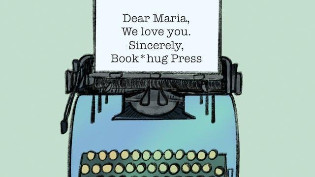 """How Book*Hug Wooed a Russian Star"""