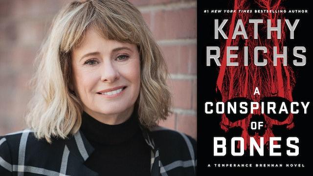 What Scares Kathy Reichs