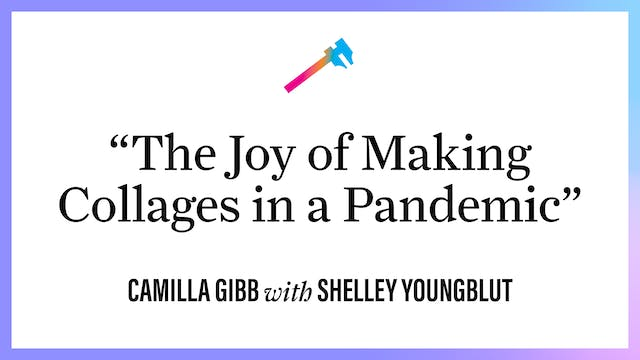 """""""The Joy of Making Collages in a Pand..."""