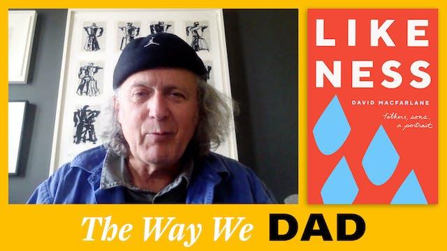 Interview: David Macfarlane