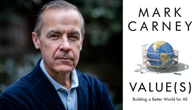 A Valuable Hour with Mark Carney