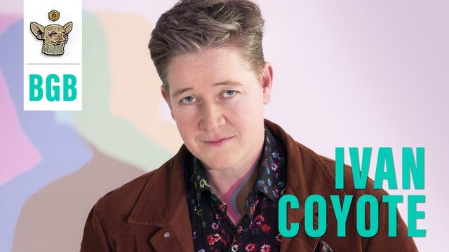 Imagine On Air presents Ivan Coyote