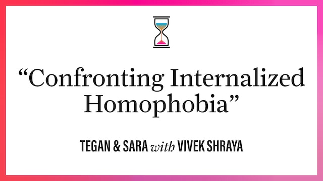 """""""Confronting Internalized Homophobia"""""""