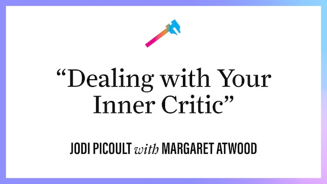 """""""Dealing with Your Inner Critic"""