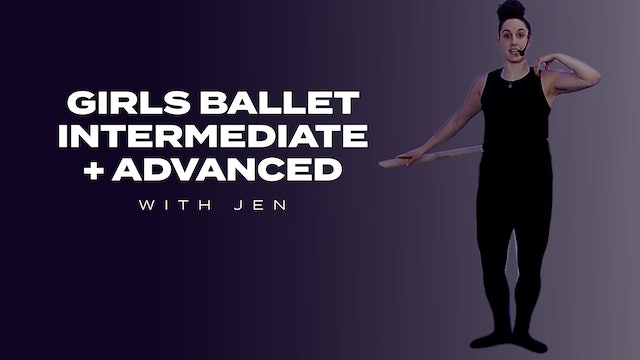 Ballet Intermediate + Advanced